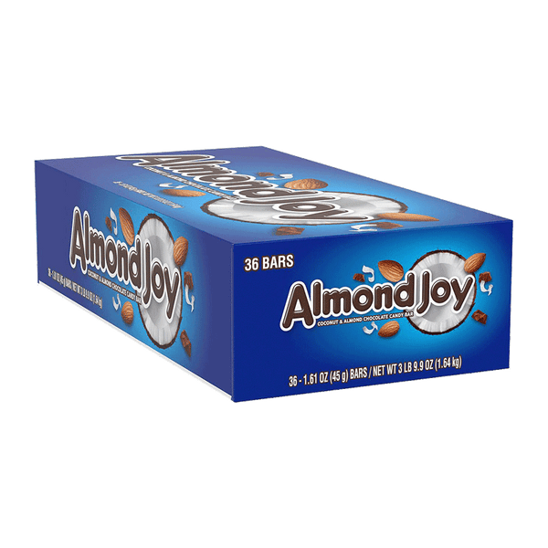 Almond Joy (36 ct. -1.61 OZ)