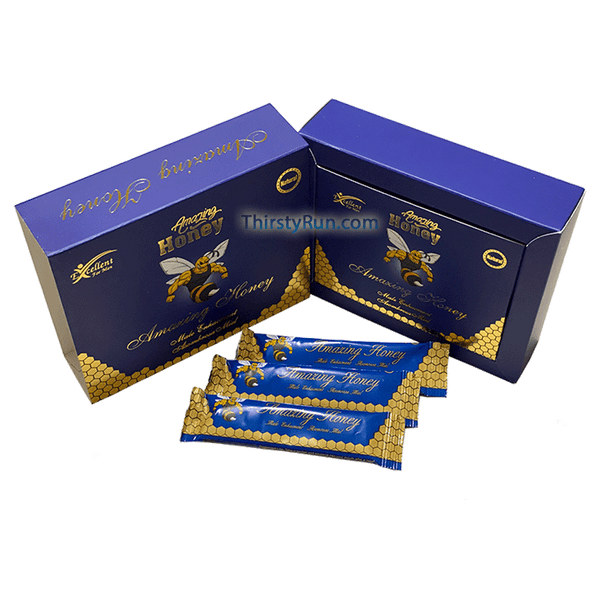 Amazing Honey Male Enhancement (12 Sachets - 15 G)