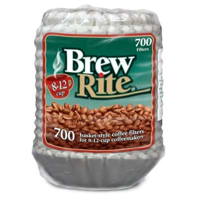 Brew Rite Coffee Filter (8-12 Cups - 700 ct.)