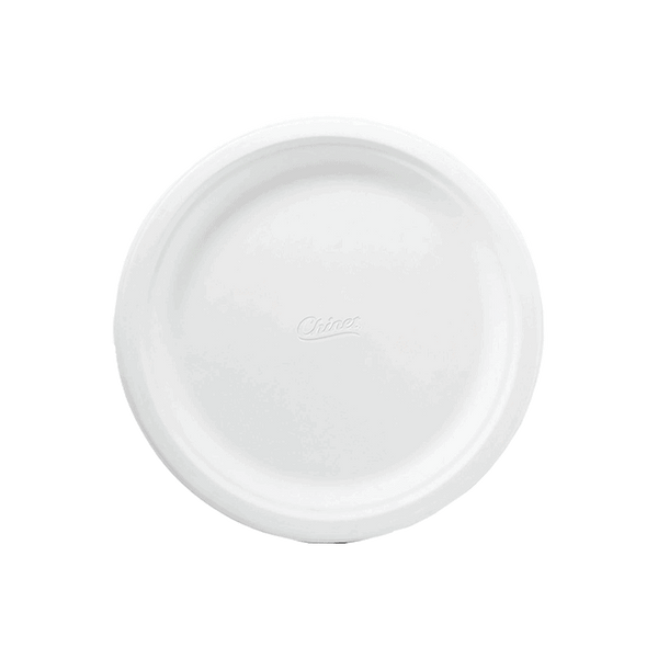 Chinet Classic White Dinner Plates (165 ct. - 10.375