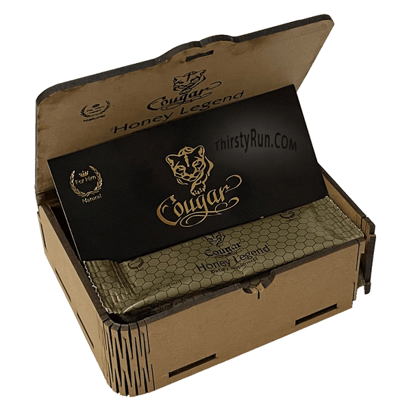 Cougar Honey Legend Royal Honey (12 Sachets - 15 G)