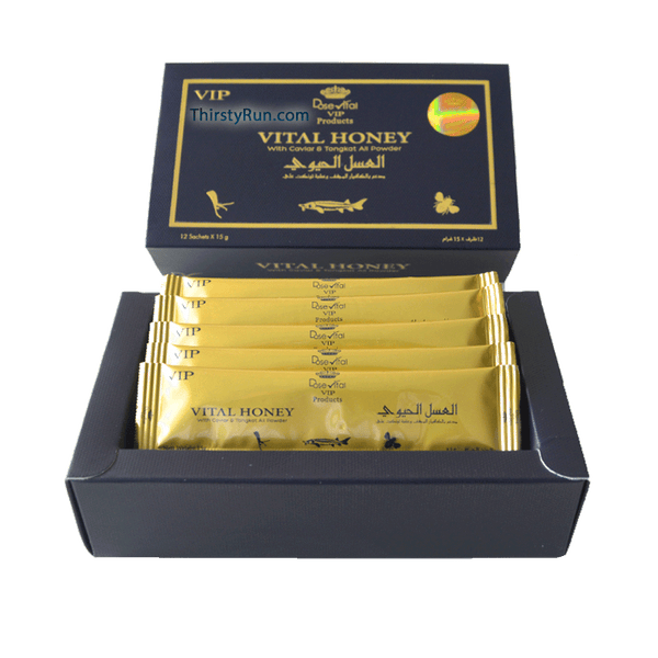 Dose Vital Royal Honey (12 Sachets - 15 G)