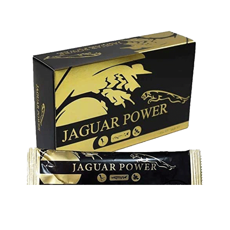 Jaguar Power Royal Honey (12 Sachets - 15 G)