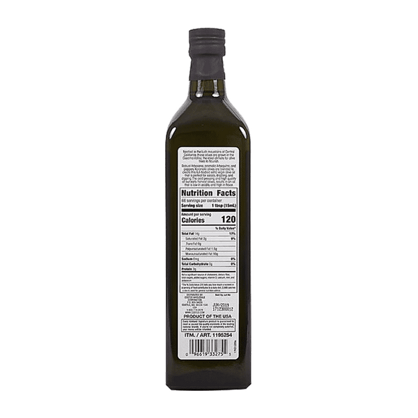 Kirkland Signature Extra Virgin Olive Oil California (33.8 FL OZ)