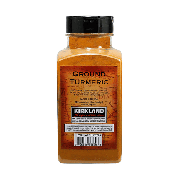 Kirkland Signature Ground Turmeric (12 OZ)