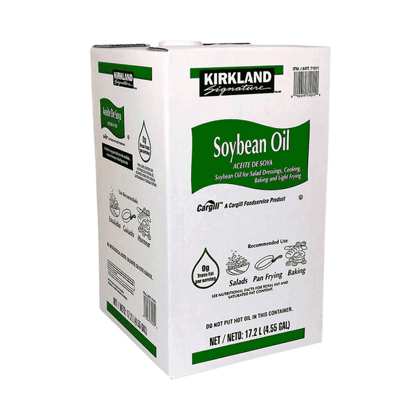 Kirkland Signature Soybean Oil (35 lb)
