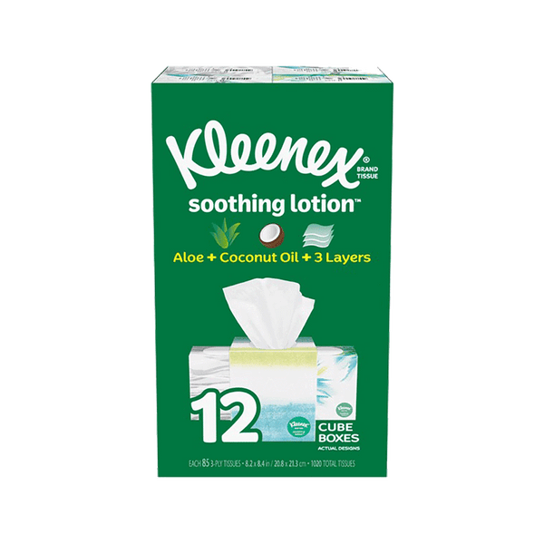 Kleenex Lotion Upright Facial Tissue (12 PK - 85 ct.)