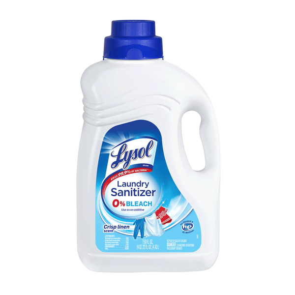 Lysol Laundry Sanitizer - Crisp Linen (2 Ct. - 150 OZ)