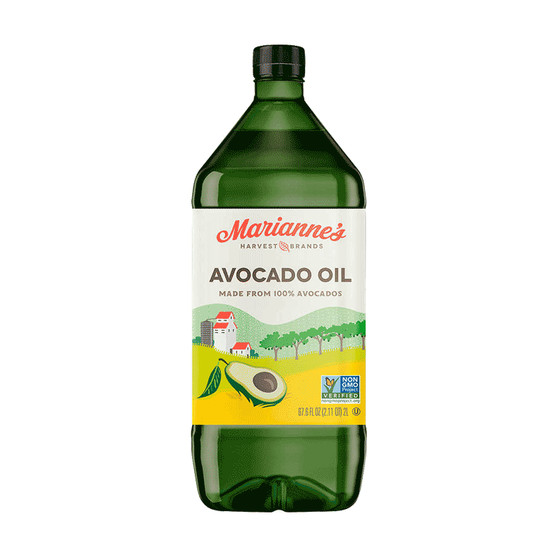 Marianne's Harvest Brands 100% Avocado Oil (2 Liter)
