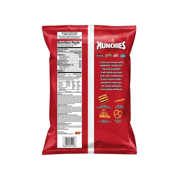 Munchies Cheese Fix Snack Mix (38 OZ)