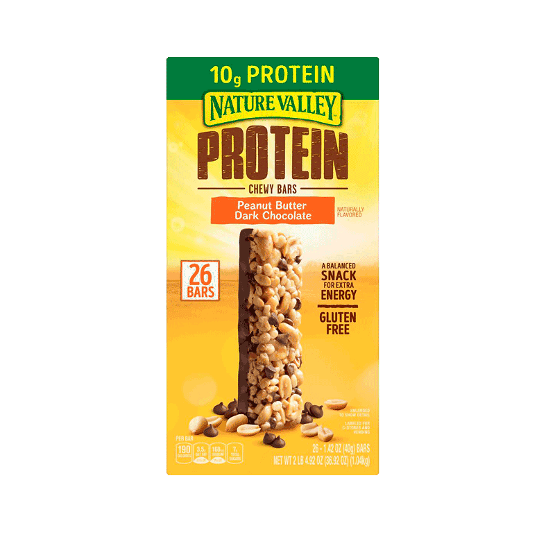 Nature Valley Peanut Butter Dark Chocolate Protein Bars (26 ct.)