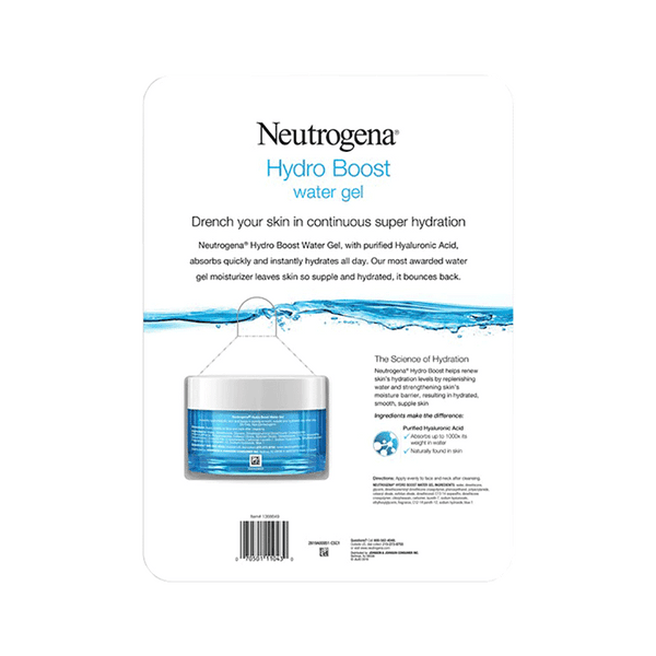 Neutrogena Hydro Boost Gel Moisturize (3.6 OZ)