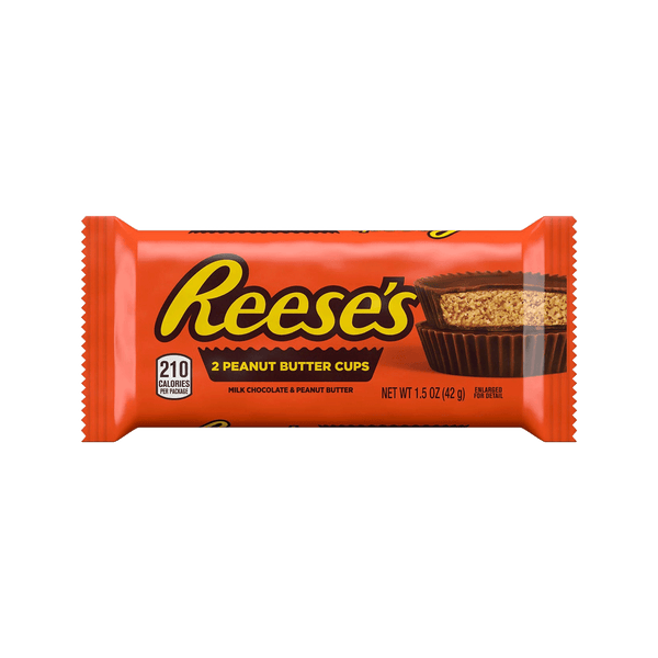 Reese's Peanut Butter Cups Chocolate Candy Bars