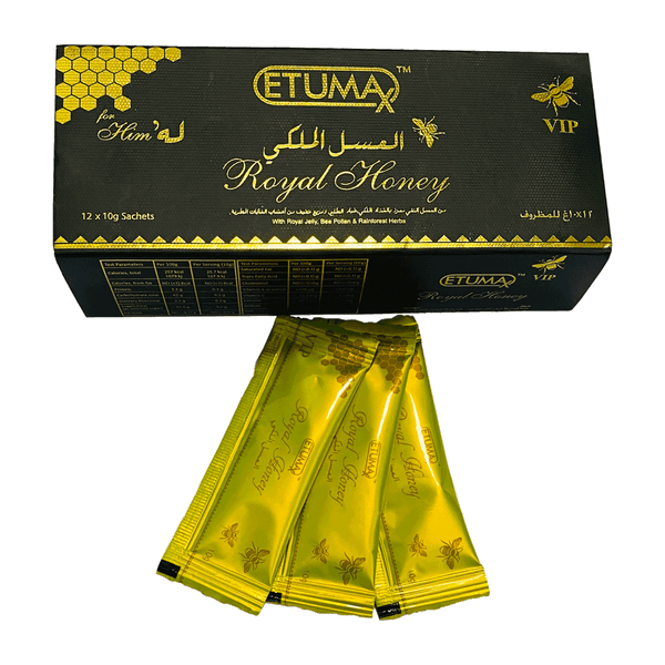 Royal Honey For Him (12 Sachets - 10 G)