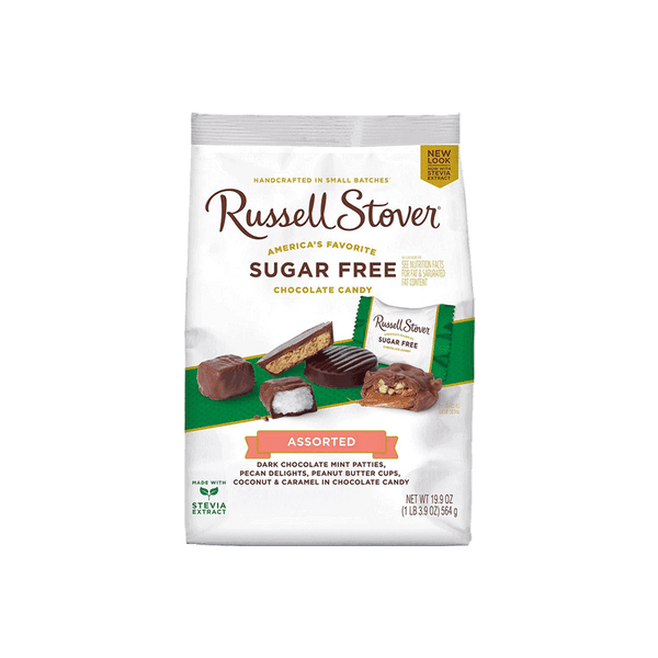 Russell Stover Assorted Sugar-Free Chocolate Candies (19.9 OZ)