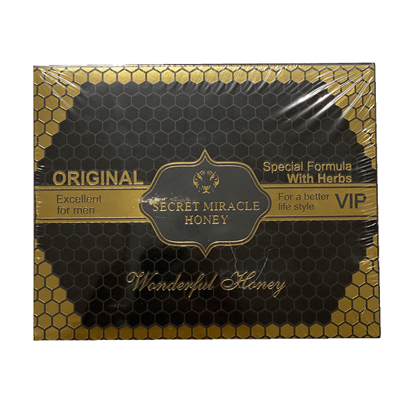 Secret Miracle Royal Honey (12 Sachets - 15 G)