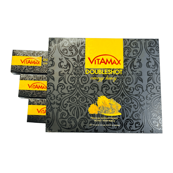 VitAMax DoubleShot Royal Honey (10 Sachets - 20 G)
