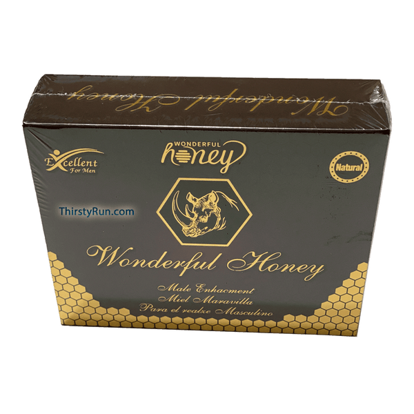 Wonderful Honey Male Enhancement (12 Sachets - 15 G)