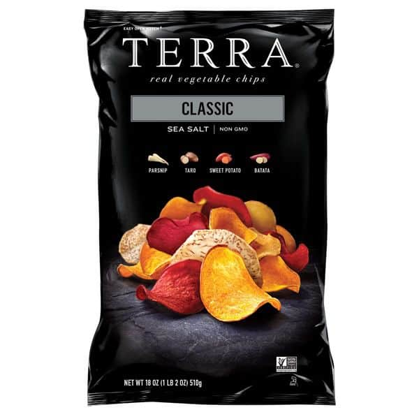 Terra Classic Sea Salt Chips (18 OZ)