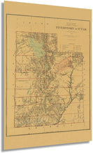 Load image into Gallery viewer, 1879 Territory of Utah