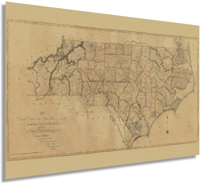 1808 State of North Carolina