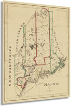 Load image into Gallery viewer, 1820 Maine State