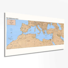 Load image into Gallery viewer, 1998 The Mediterranean basin