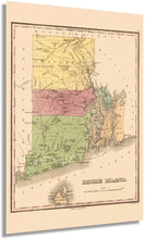 Load image into Gallery viewer, 1829 Rhode Island State