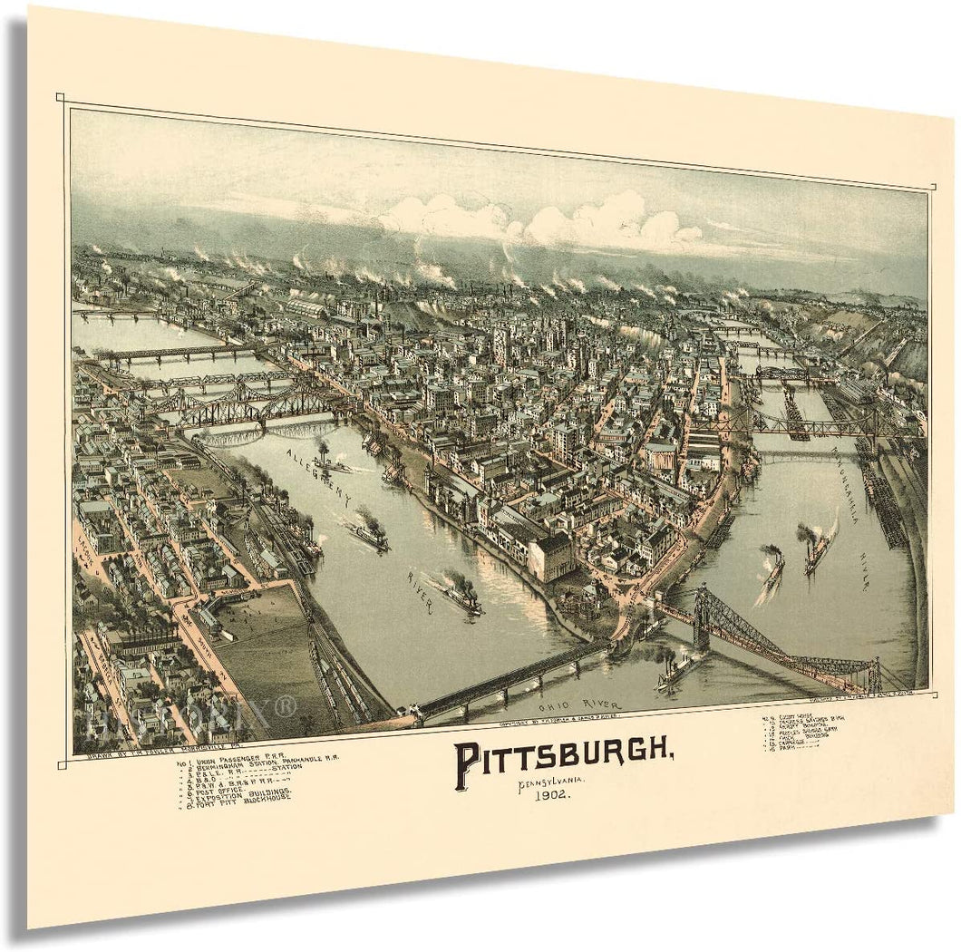 1902 Pittsburgh, Pennsylvania