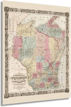Load image into Gallery viewer, 1851 State of Wisconsin