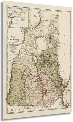1796 New Hampshire