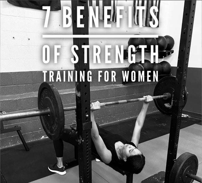 7 Benefits of Strength Training for Women