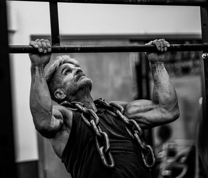 5 Benefits of Pull-Ups