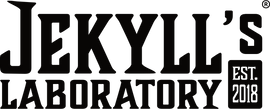 Logo in black letters | Jekyll's Laboratory® GmbH