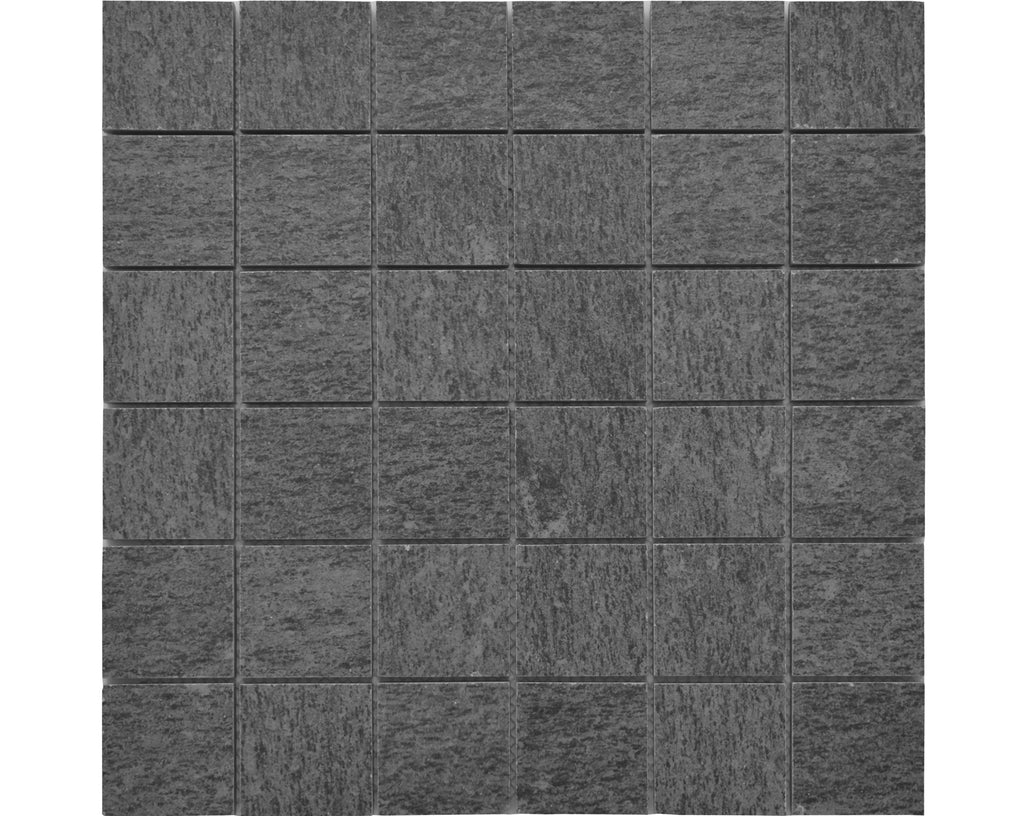 EcoStone Indoor Quartz Darkgrey Utg. 48x48