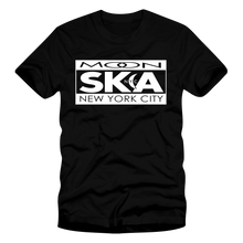 Load image into Gallery viewer, Moon Ska Logo Shirt - Black