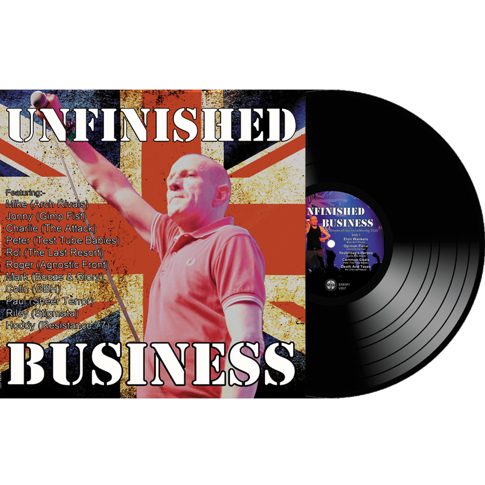 Unfinished Business (LP)