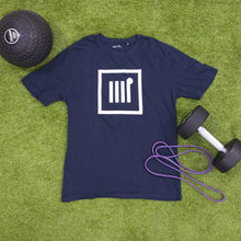 Load image into Gallery viewer, Mens Blue Icon Tee - The Rec Room Merch
