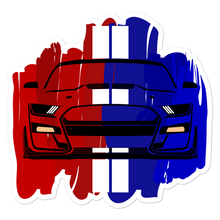 Load image into Gallery viewer, GT500 USA Sticker