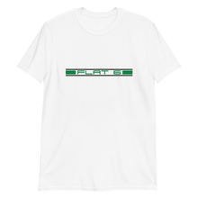 Load image into Gallery viewer, Flat 6 black/green T-Shirt