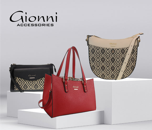 Irish Designed Handbags by Gionni