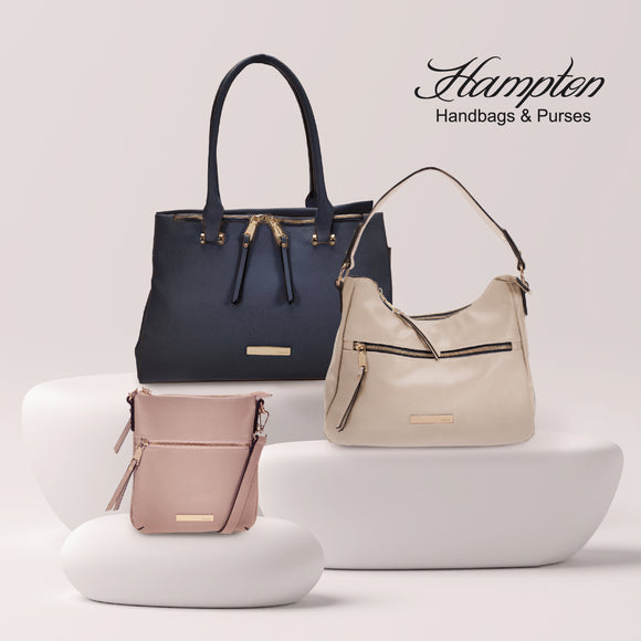 Irish Designed Handbags by Hampton