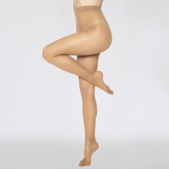 Natural 20 Denier Medium Support Tights