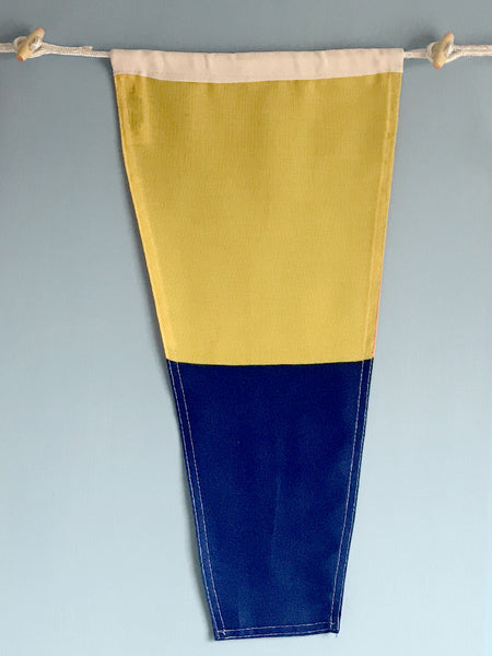 5 Nautical Signal Flag