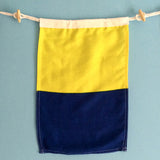 """K"" Nautical Signal Flag - mysignalflags"