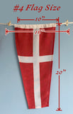 4 Nautical Signal Flag