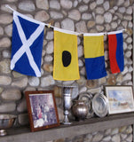 Nautical Signal Flag Complete Kit, With Bag - mysignalflags