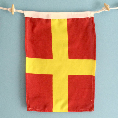 """R"" Nautical Signal Flag - mysignalflags"