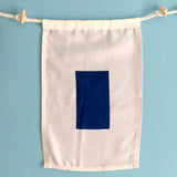 """S"" Nautical Signal Flag - mysignalflags"