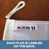 """U"" Nautical Signal Flag - mysignalflags"
